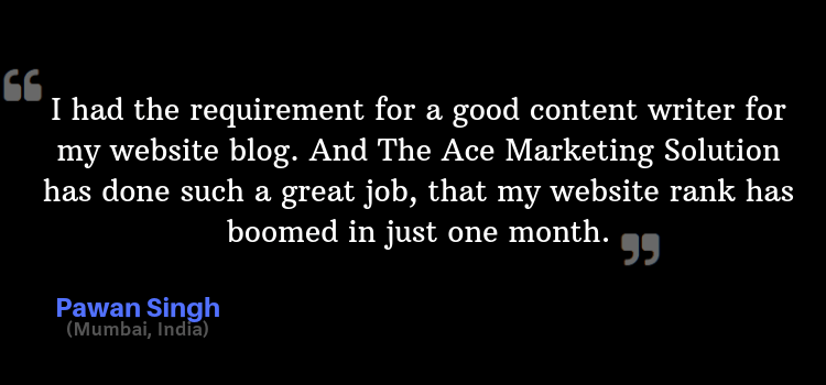 The Ace Marketing Solution Reviews