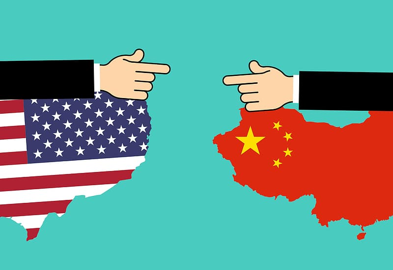 US-China Tech War Bigger Risk Than Coronavirus, EU Chamber Chief Says.